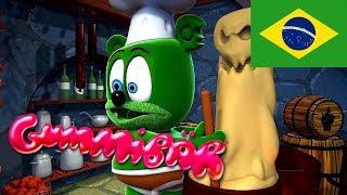 MONSTER MASH - Brazilian Version - Gummibär (Ursinho Gummy)