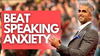 Beat Speaking Anxiety with This Proven Technique