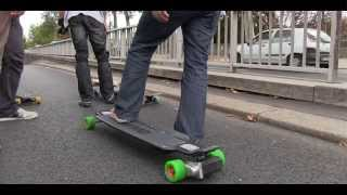 Evolve Skateboards France Official Video