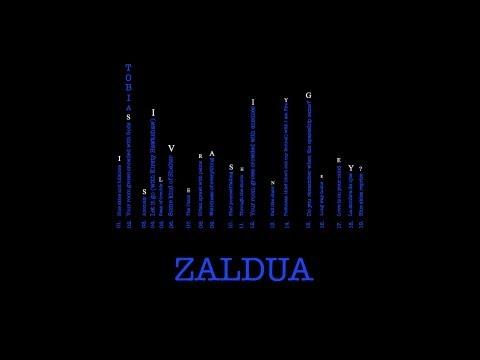 Tobias Zaldua with Kirsty Hawkshaw - Let it go [LYRIC VIDEO]
