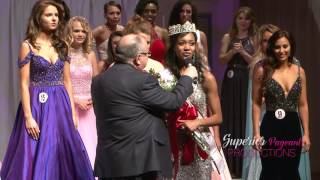 Paige Leneigh Robinson Miss Indiana Teen USA 2017 Crowning