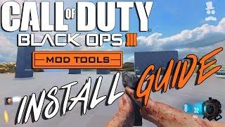 cod black ops 3 mod tools