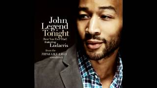 John Legend - Tonight (House Remix)