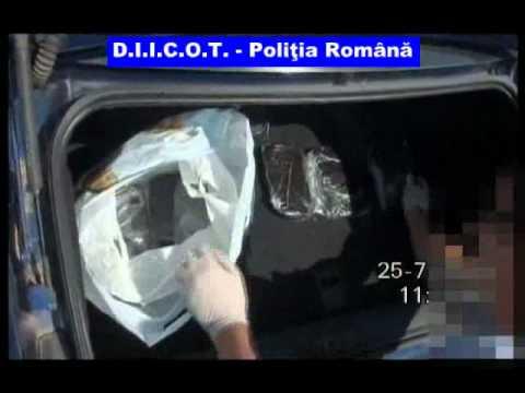 [UPDATE] [VIDEO] Rețea internațională de traficanți de droguri anihilată la Piatra Neamț