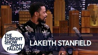 Lakeith Stanfield Shares His Phone Nicknames for Celebs Like Donald Glover and Don Cheadle