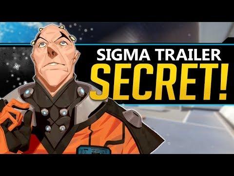 Overwatch Sigma Trailer Secret Messages!