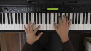 Aerosmith - I Don't Want To Miss A Thing - Piano Cover