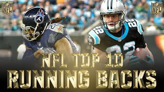 Top 10 Running Backs in the NFL 2020