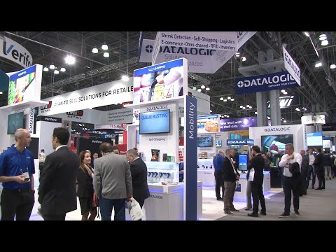 Datalogic vision technology for self-checkout highlighted at NRF 2020