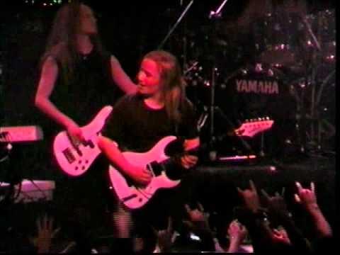 Nightwish - Crimson Tide & Deep Blue Sea (Instrumental) - Live  In Montreal, Canada 25.11.2000