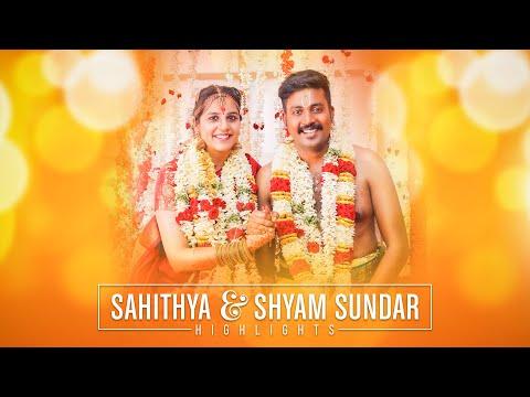 Download Sahithya Srinivasan Weds Shyam Sundar Highlights | Levels N Curves Photography HD Mp4 3GP Video and MP3