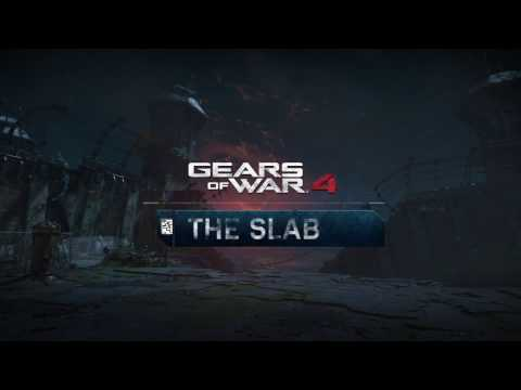 Gears of War 4 – The Slab Multiplayer Map Flythrough