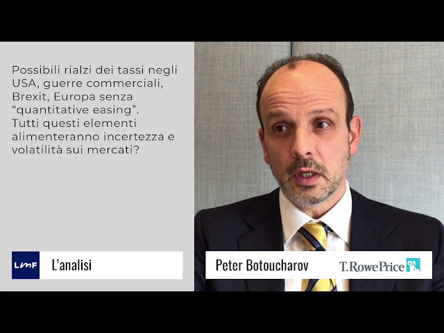 Outlook 2019 - Peter Botoucharov (TRowePrice)