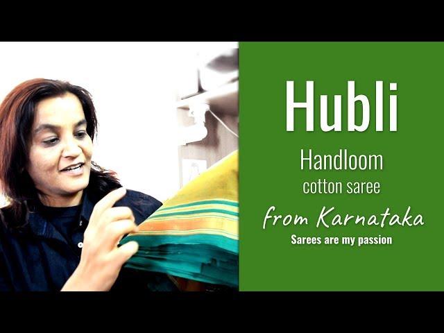 11 Hubli Cotton Sarees Shopping Haul - VLOG - Sarees are my passion