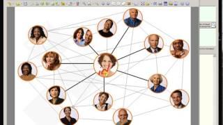 Программа для поиска людей в Facebook - networking