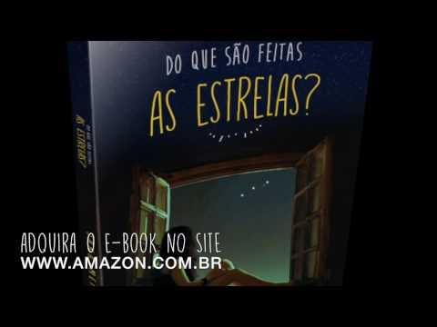 Book trailer Do que são feitas as Estrelas?