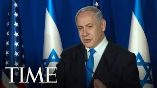 Israeli PM Benjamin Netanyahu Thanks Trump For Golan Heights Recognition | TIME