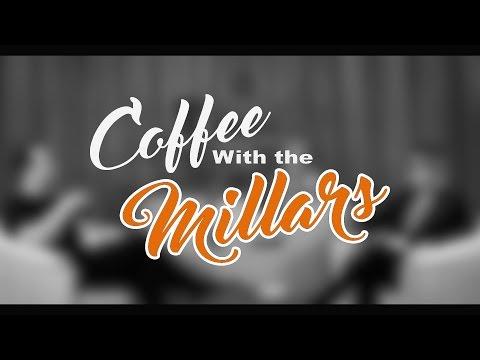 Coffee With The Millars - Branding & Marketing