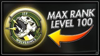 WHAT HAPPENS WHEN MISSION TEAMS ARE LEVEL 100? MAX LEVEL MISSION TEAMS on INFINITE WARFARE!