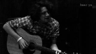 Joe Pug - Hymn 35 - SXSW 2009 Loft Party