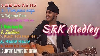 The Shahrukh Khan Medley -Birthday special |10 Favourite SRK songs | Acoustic Singh