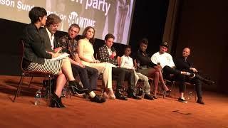 無恥家庭 / 無恥之徒 / 無恥之家 Shameless Season 9 Premiere Watch Party With The Cast on 9/9/2018.