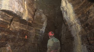 Hidden caves discovered underneath Montreal