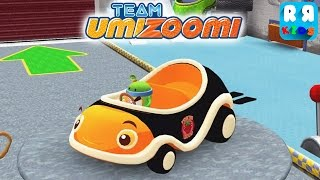 Team Umizoomi: Math Racer - Best Apps for Kids | Part 19 Ninja Car with Bot