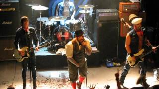 Turbonegro - Back To Dungaree High (Live In Hamburg 20.7.2012)
