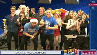 The Yogscast sing Diggy Diggy Hole (Karaoke 2018)