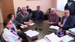Общественная комиссия по медицинской помощи в регионе собралась на первое заседание