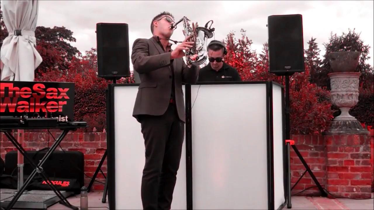 SAX & DJ – TheSaxWalker & Spinthebeats, DJ Marco LIVE
