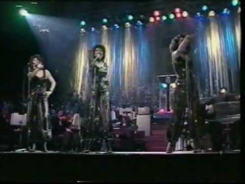 The Three Degrees - Red light (Ruud's Extended Mix (live))