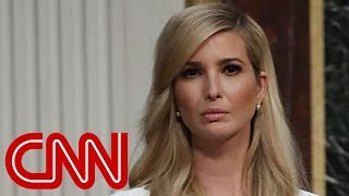 What exactly does Ivanka Trump do?