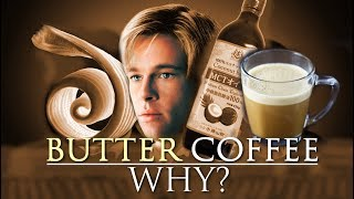 Why Drink Butter Coffee? The Science of Bulletproof Coffee