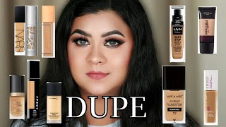 Affordable Foundation Dupes For Popular High End Foundations