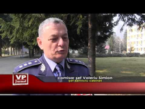 Porți deschise la Școala de Poliție