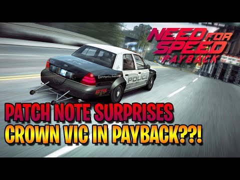 SECRET CARS | UPDATE SURPRISES | MORE TO COME?! | NEED FOR SPEED PAYBACK