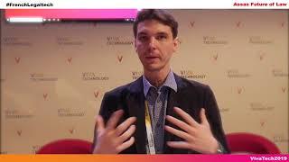 Vivatech 2019 – Antoine Micaud d'Easy Quorum