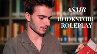 Roleplay ASMR | Bookstore 📚