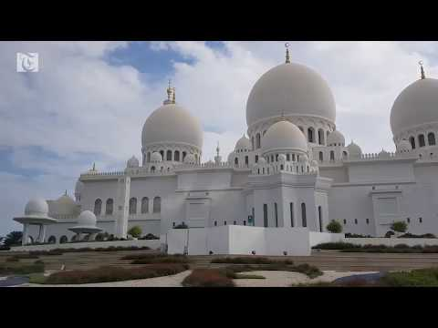 Video: Visit Sheikh Zayed Mosque in Abu Dhabi