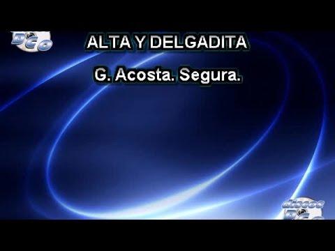 Alta y delgadita Antonio Aguilar