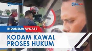 Geram Anggota Babinsa Dicegat Mata Elang saat Antar Warga Sakit, Kodam Jaya akan Kawal Proses Hukum