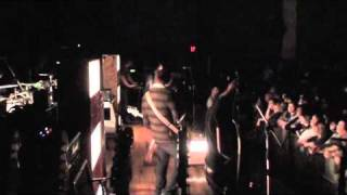 Fear Before The March of Flames Jabberwocky Live First Performance Ever!