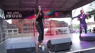 Heather Small - Holding On - Bristol Pride 2015