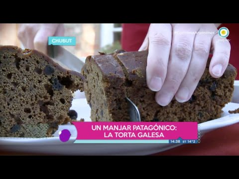 Un plato una historia, torta negra de Gaiman