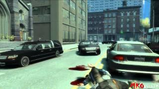 Прохождение игры GTA 4: Миссия 65 - Undertaker