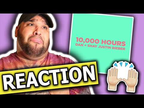 Dan + Shay, Justin Bieber - 10,000 Hours [REACTION]