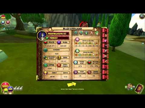 Download Wizard101 A Look At My Lvl 90 Aquila Gear | Dangdut Mania