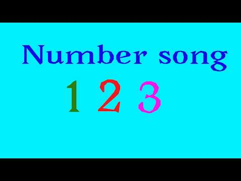 Number Song 1-10 | Kids Songs | Sing Along
